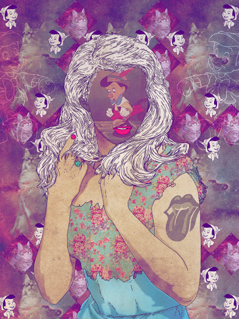 """Fan of the stones"" por Fab Ciraolo. 2011."