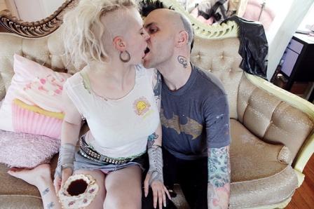 Zak y Mandy <3